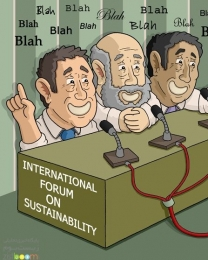 Talking about Sustainability
